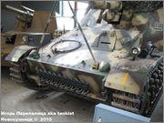 """Немецкая 15,0 см САУ """"Hummel"""" Sd.Kfz. 165,  Deutsches Panzermuseum, Munster, Deutschland Hummel_Munster_005"""