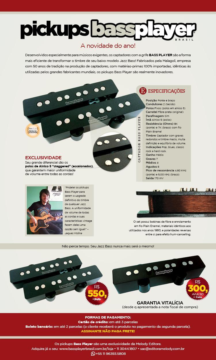 Pickups Bass Player Newsletter_Captador_Bass_Player