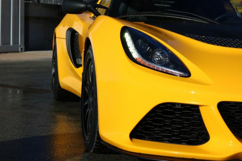 Lotus Exige 3.5 V6 Sport 350, una ventata di freschezza IMG_1627