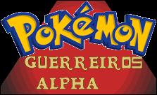 Pokémon - Guerreiros Alpha Banner