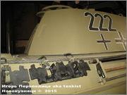"Немецкий тяжелый танк PzKpfw V Ausf.G ""Panther"", SdKfz 171, Oorlogsmuseum, Overloon, Netherland Panther_Overloon_040"