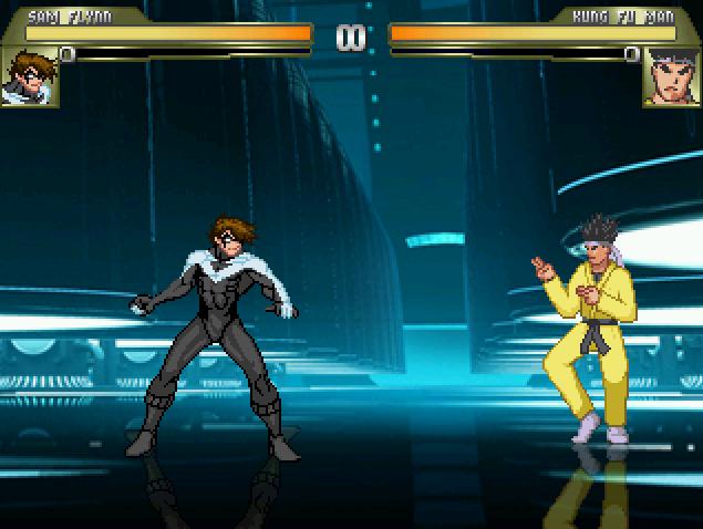 MUGEN TRON Stages (Classic/Evolution/Legacy/Uprising)  Image