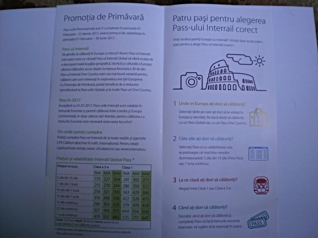 BROSURI, AFISE SI PLIANTE C.F.R. - Pagina 5 P1012761