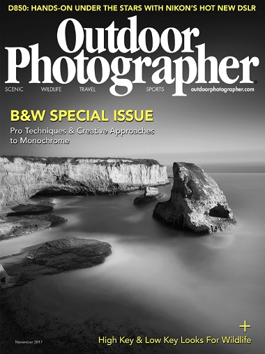 Outdoor Photographer – November 2017 Untitled