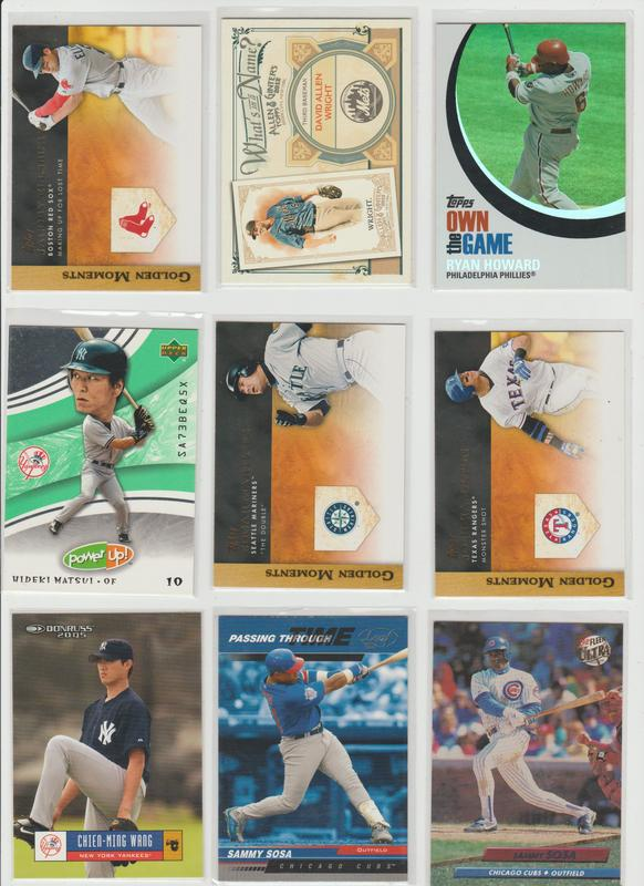 .15 CENT CARDS ALL SCANNED OVER 6000 CARDS  003