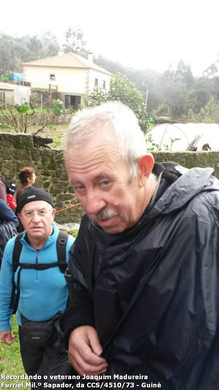 Faleceu o veterano Joaquim V Sá Madureira, Furriel Milº Sapadoir, da CCS/BCac4510/73 - 22Mar2016 10342406_10152911975653336_2217244321144010764_n