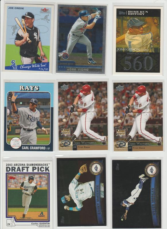 .15 CENT CARDS ALL SCANNED OVER 6000 CARDS  026