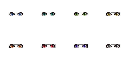 Face-set Kaduki Style Eyes02
