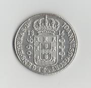 960 reis 1816 Río de Janeiro (R) - Juan, Príncipe Regente - Brasil Br_A