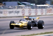 Tasman series from 1971 Formula 5000  7106_Max_Stewart_harry_flatters_in_top_gear_he