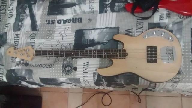UPgrade e customização Tagima TBM-04 com MJ-Luthier 10407118_908275849186586_5191153554988826133_n