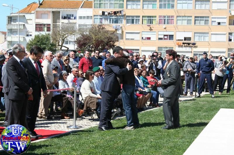 MONTIJO: As imagens da inauguração do Monumento de Homenagem aos Combatentes do Ultramar - 25Abr2016 20160425_66