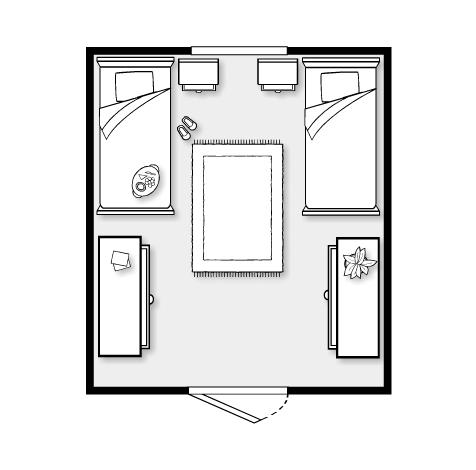 Maps & Floor Plans  2bedb