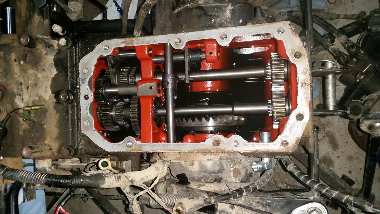 Proyecto de construccion de una pala para un mini tractor 162