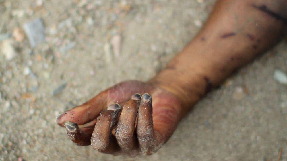 Jace Bellerín - Ato I - The Dead Hand Hand