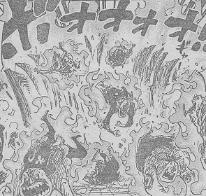 One Piece Chapter 852: Thất bại của Germa  20170112141631342
