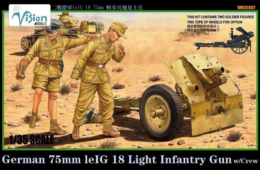 7.5cm leIG 18 (1:35 Vision 35007) 000