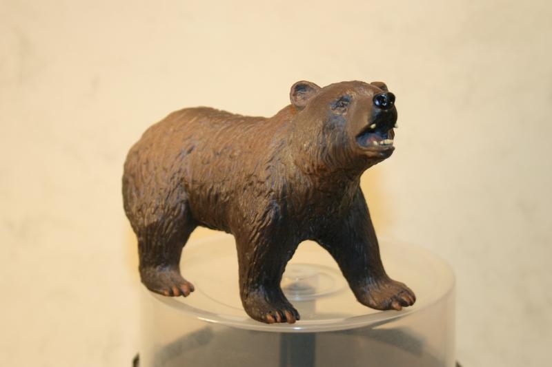 Bullyland - grizzly bear Bullyland_-_grizzly_bear_b