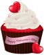 The flower path [Búsqueda] Valentine_Cake_PNG_Clipart