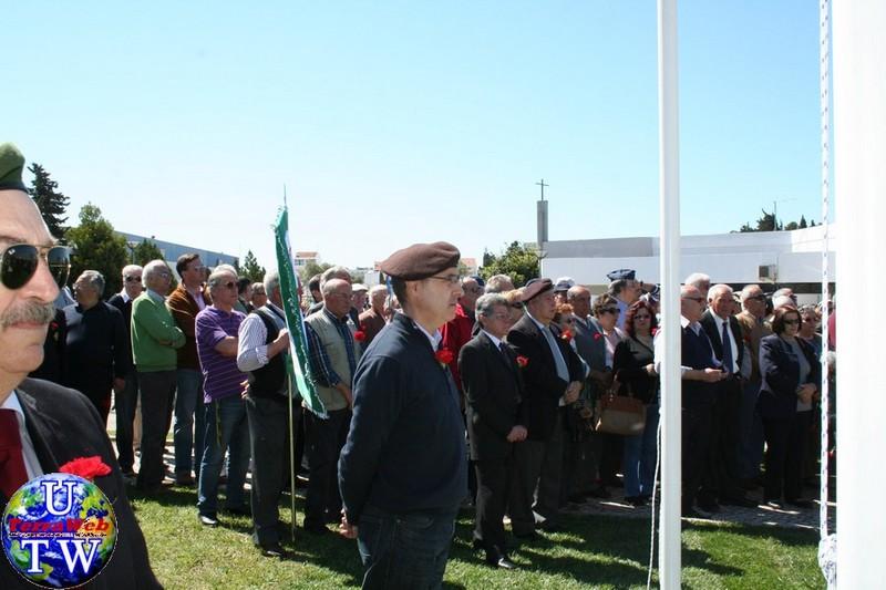 MONTIJO: As imagens da inauguração do Monumento de Homenagem aos Combatentes do Ultramar - 25Abr2016 20160425_33