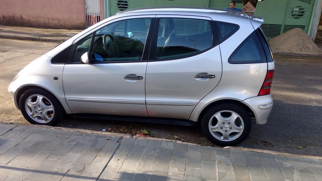 W168 A190 Avantgarde - 2004/2005 - R$ 18.000,00 (VENDIDO) Classe_A_190_Prata_63