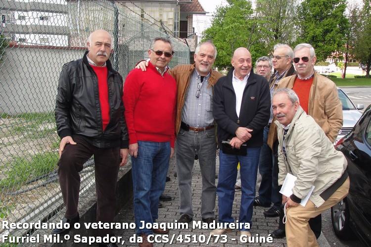 Faleceu o veterano Joaquim V Sá Madureira, Furriel Milº Sapadoir, da CCS/BCac4510/73 - 22Mar2016 10014959_683743878331643_759017597_o