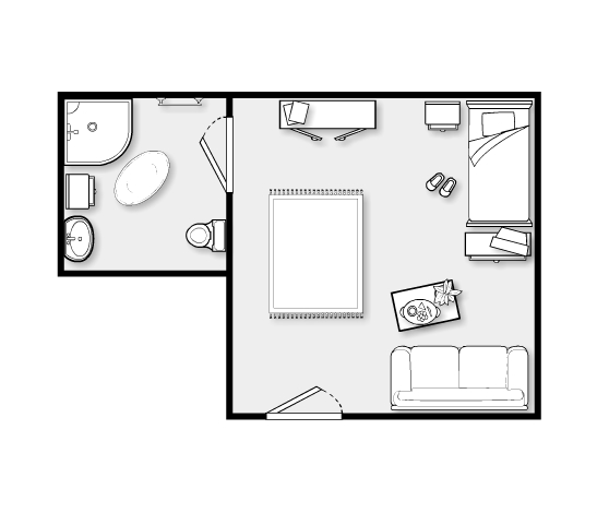 Maps & Floor Plans  Ward_D