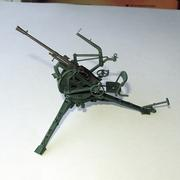 Breda 20/65 mod.35 (20 мм зенитка Breda) 1/35 (Italery 6464) Image