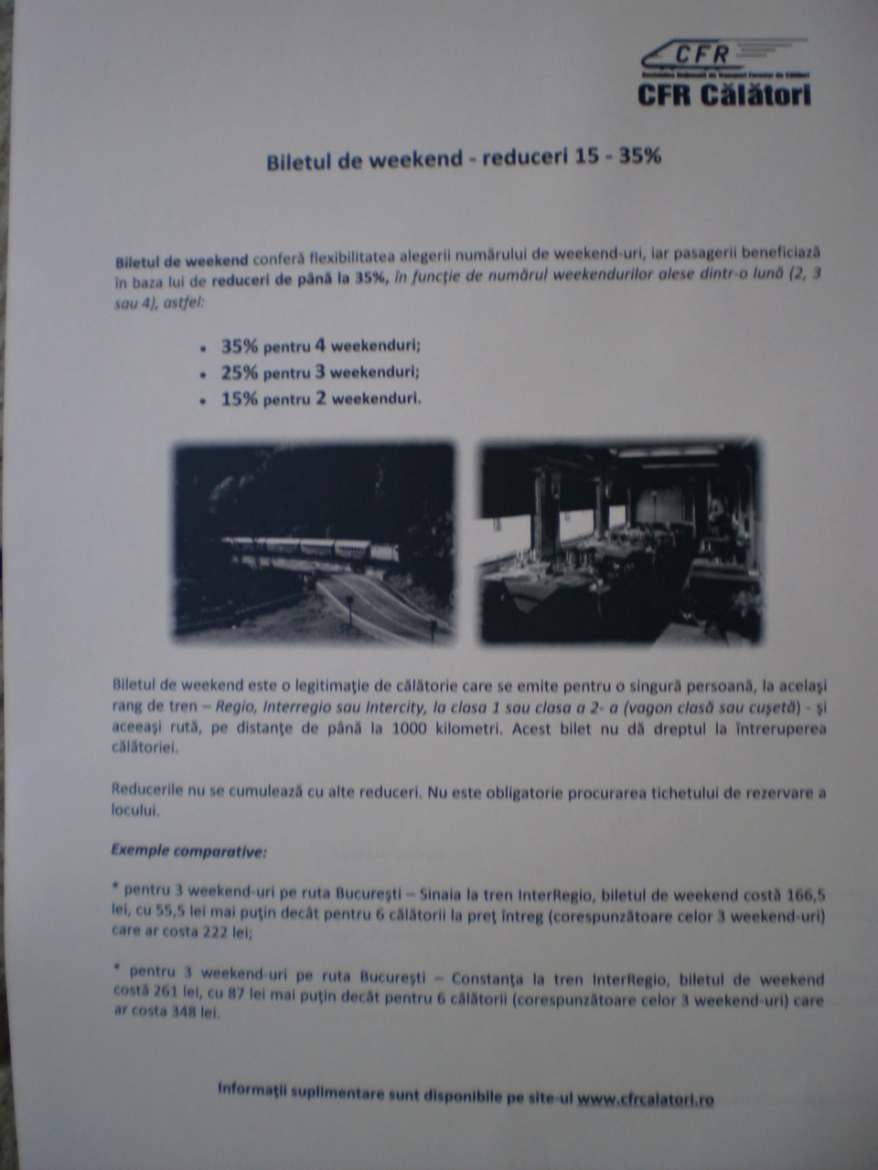 TARIFE C. F. R. - Pagina 16 P1011299