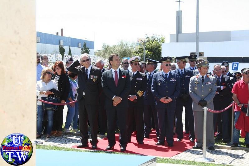 MONTIJO: As imagens da inauguração do Monumento de Homenagem aos Combatentes do Ultramar - 25Abr2016 20160425_78