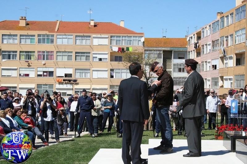 MONTIJO: As imagens da inauguração do Monumento de Homenagem aos Combatentes do Ultramar - 25Abr2016 20160425_63