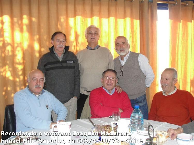 Faleceu o veterano Joaquim V Sá Madureira, Furriel Milº Sapadoir, da CCS/BCac4510/73 - 22Mar2016 1082089_839729989399697_5727280345882563588_o