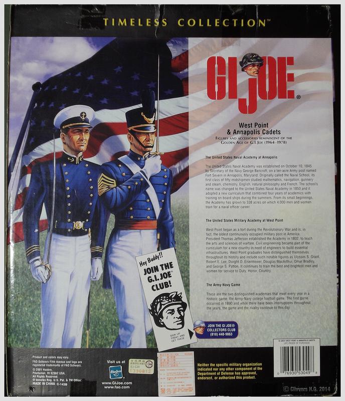 West Point & Annapolis Cadets (Double Joe set).. 02_SPP_WEB_JOE_CADETS_AMMO
