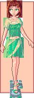 Melian's Color Race - FINISHED 7/26~! Cera