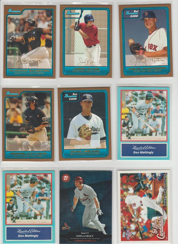 .15 CENT CARDS ALL SCANNED OVER 6000 CARDS  016