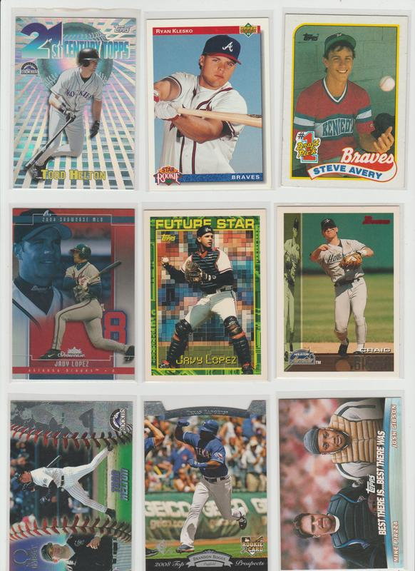 .15 CENT CARDS ALL SCANNED OVER 6000 CARDS  047