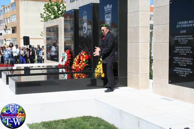 MONTIJO: As imagens da inauguração do Monumento de Homenagem aos Combatentes do Ultramar - 25Abr2016 20160425_40