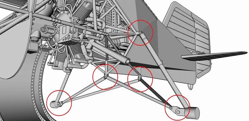 1/18 scale Flettner Fl-282 V21 Kolibri scratchbuild model - Page 4 IMAGE_0335