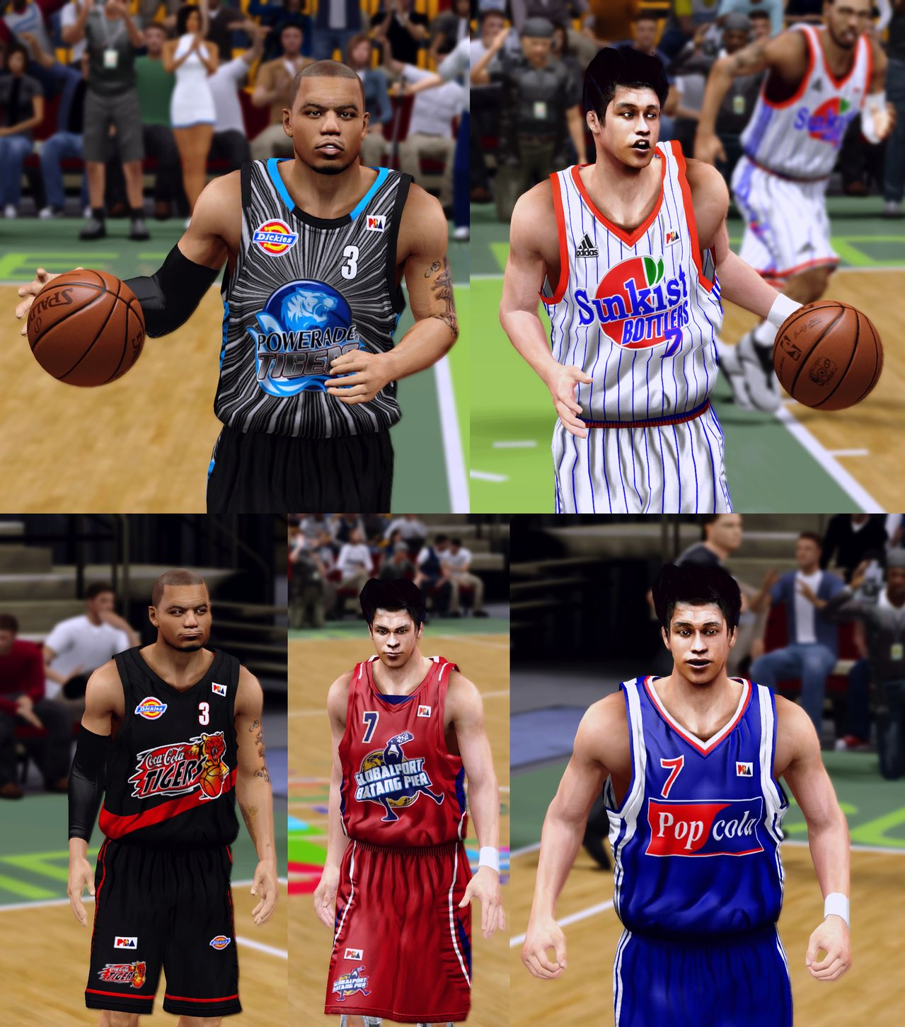 MAJOR BASKETBALL LEAGUE 2K14 - Version 3.1 RELEASED!!! Image