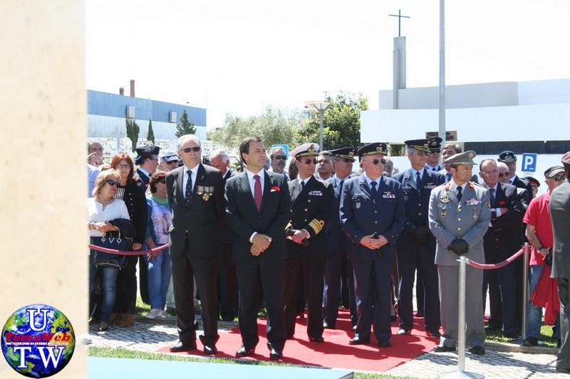 MONTIJO: As imagens da inauguração do Monumento de Homenagem aos Combatentes do Ultramar - 25Abr2016 20160425_79