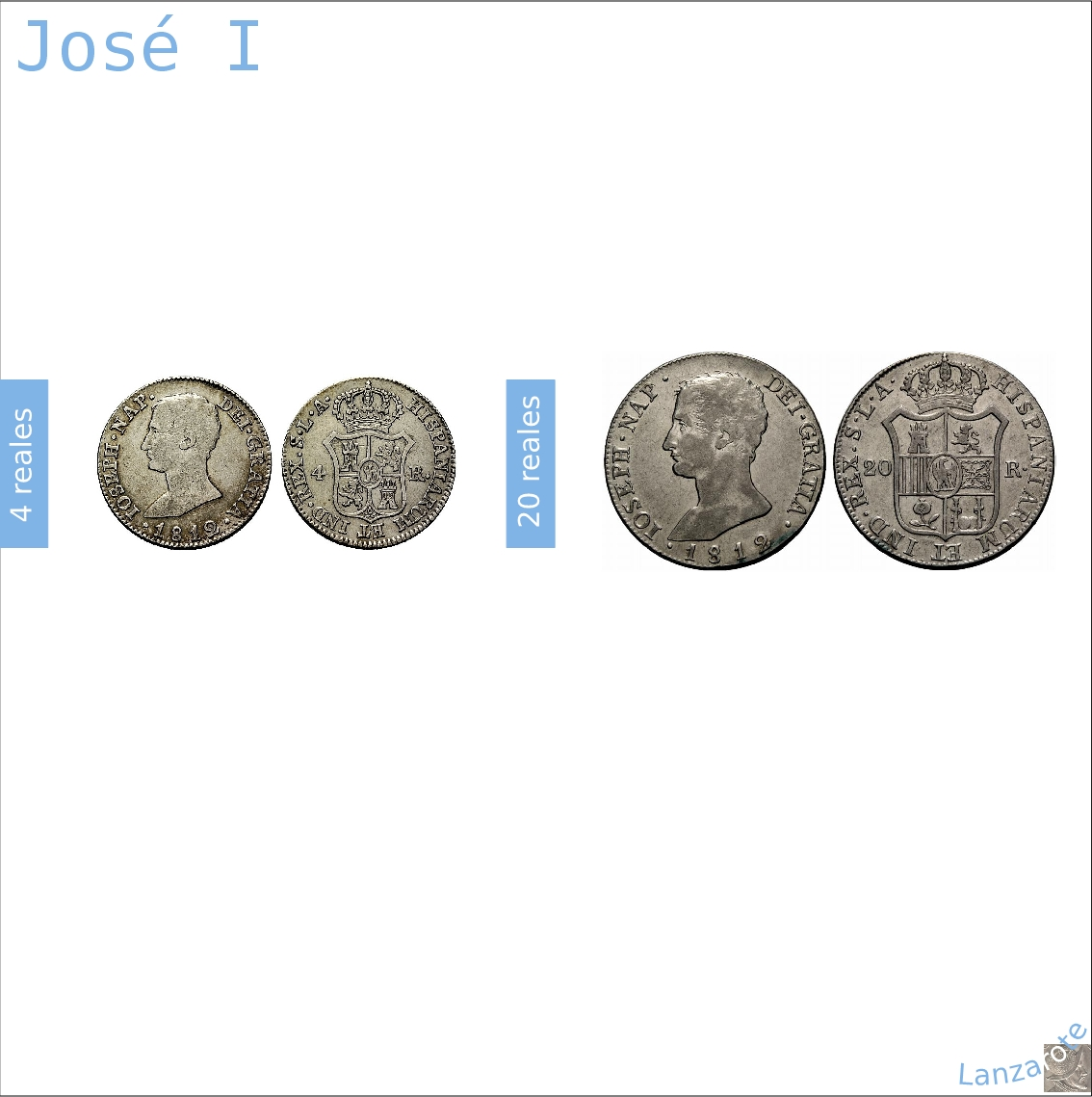 Real de Pedro I (1350-1369) de Sevilla MONTAJE_18_JOSE_I