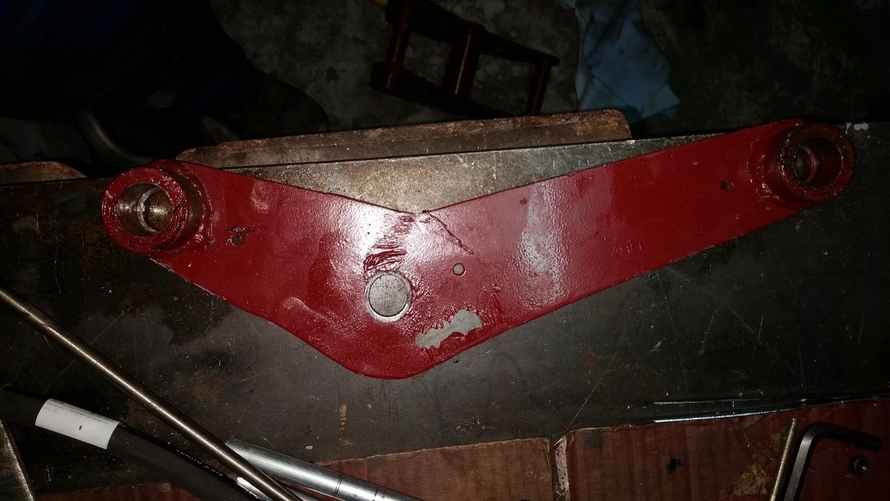 Proyecto de construccion de una pala para un mini tractor 197