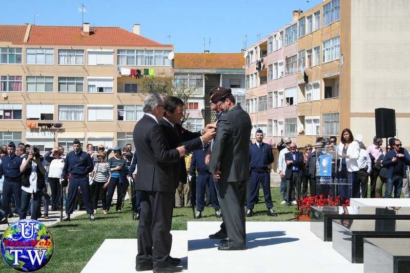 MONTIJO: As imagens da inauguração do Monumento de Homenagem aos Combatentes do Ultramar - 25Abr2016 20160425_61