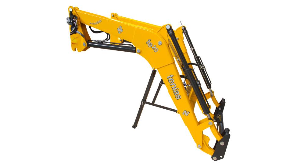 Proyecto de construccion de una pala para un mini tractor 020