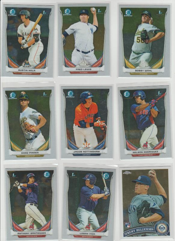 .15 CENT CARDS ALL SCANNED OVER 6000 CARDS  064