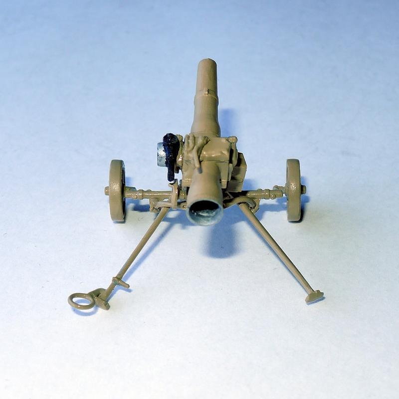 7.5cm LG 40 (75мм безоткатное орудие обр.40 г., Германия) 1/35 (Dragon 6147) 004