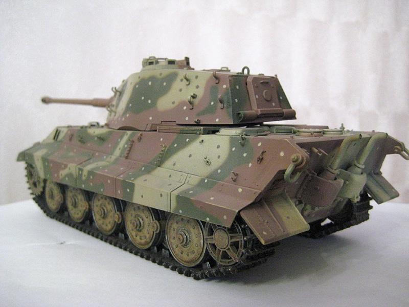 """Тяжелый танк """"Кинг тигр"""", Германия, Берлин, май 1945 г. 123"""