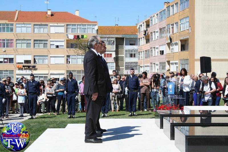 MONTIJO: As imagens da inauguração do Monumento de Homenagem aos Combatentes do Ultramar - 25Abr2016 20160425_51