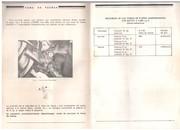 Manual tractor Lander serie 621 005