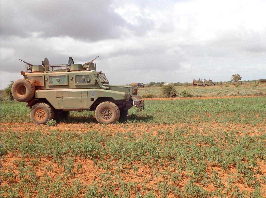 Armée Somalienne / Military of Somalia - Page 2 Sna4